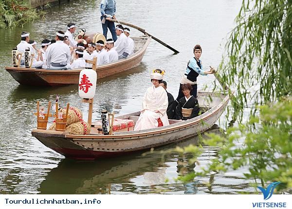 Những lễ hội hoa báo hiệu mùa hè ở Nhật Bản - Ảnh 3
