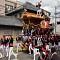 Danjiri – lễ hội nguy hiểm nhất xứ hoa Anh Đào