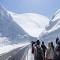 Tận hưởng con đường tuyết trắng giữa mùa hè ở Nhật Bản