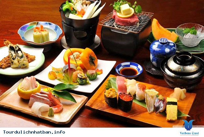Những văn hóa ẩm thực Nhật Bản - Ảnh 1