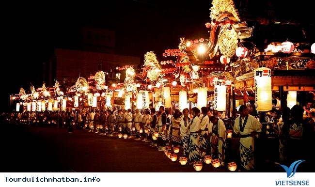 Lễ Vu Lan của người Nhật Bản - Ảnh 1