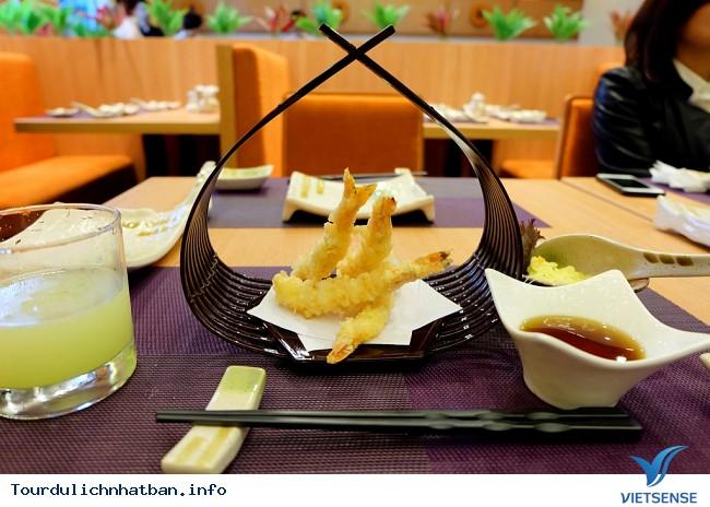 Tempura - Món ăn nổi tiếng của người Nhật - Ảnh 1