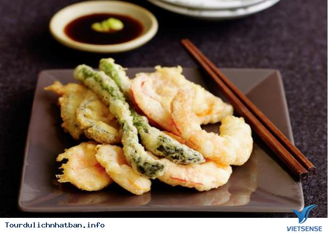 Tempura - Món ăn nổi tiếng của người Nhật - Ảnh 3