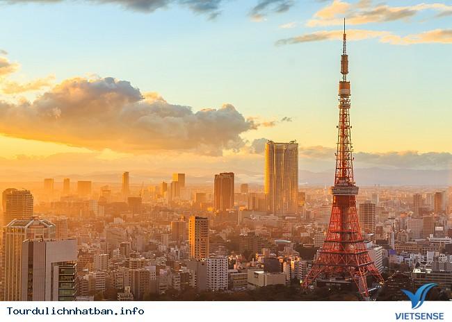 Tokyo Nhật Bản - Ảnh 7