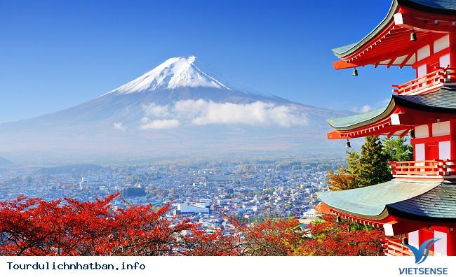 Tokyo Nhật Bản - Ảnh 1