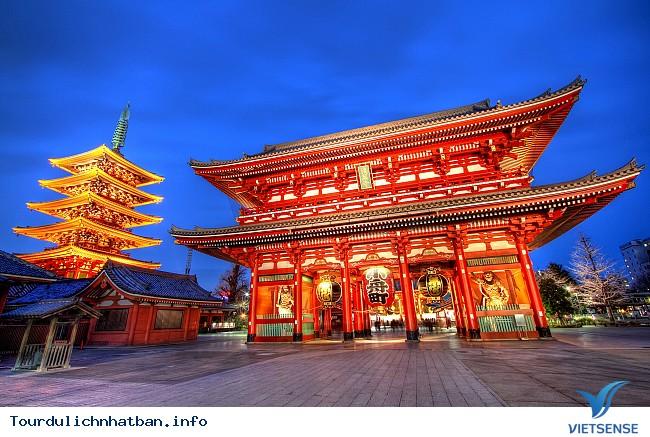 Tokyo Nhật Bản - Ảnh 6