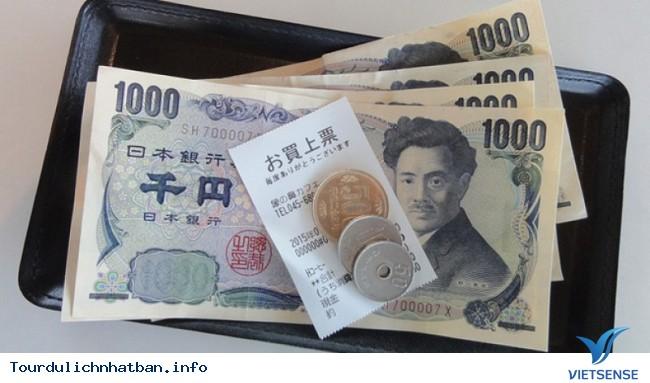 Văn hóa thanh toán tiền đặc trưng tại Nhật Bản - Ảnh 2