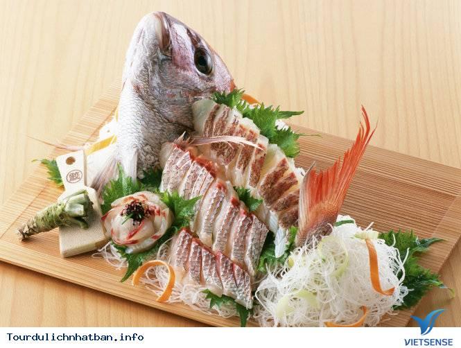 Ngã ngửa với sở thích ăn cá sống ở Nhật Bản - Ảnh 4