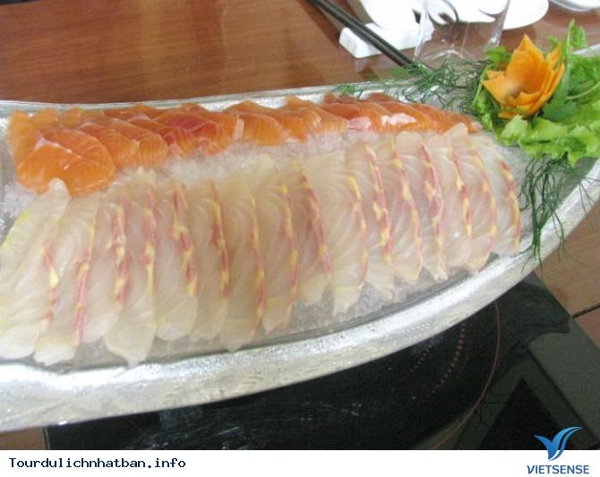 Ngã ngửa với sở thích ăn cá sống ở Nhật Bản - Ảnh 2