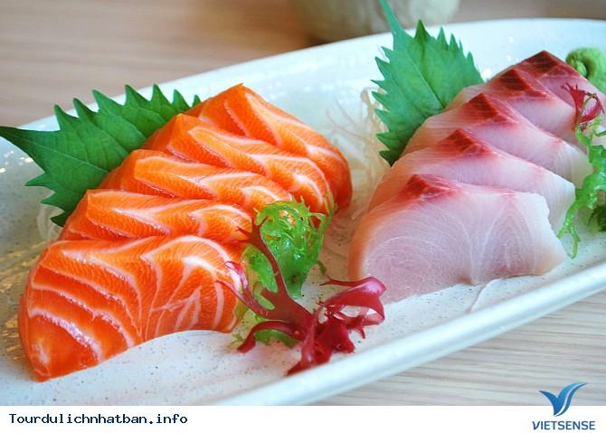 Ngã ngửa với sở thích ăn cá sống ở Nhật Bản - Ảnh 3