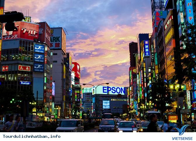 24 giờ khám phá hết vẻ đẹp của thủ đô Tokyo Nhật Bản - Ảnh 5