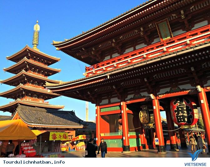 24 giờ khám phá hết vẻ đẹp của thủ đô Tokyo Nhật Bản - Ảnh 3