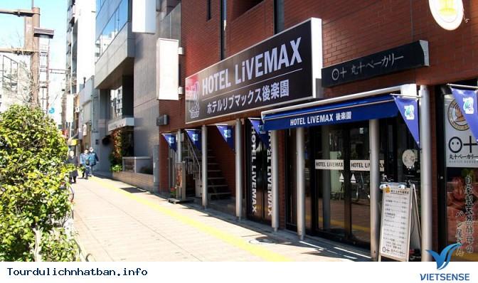 5 khách sản giá rẻ ở Osaka khi đến du lịch Nhật Bản - Ảnh 2