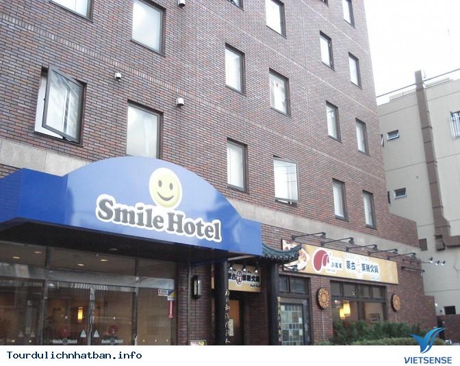 5 khách sản giá rẻ ở Osaka khi đến du lịch Nhật Bản - Ảnh 1