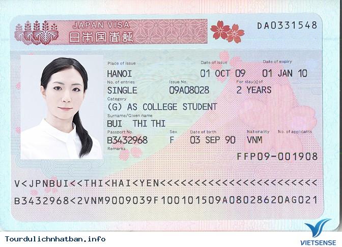 đi Nhật Bản có cần visa không? Việt Nam có được miễn Visa khi đi Nhật Bản? - Ảnh 1