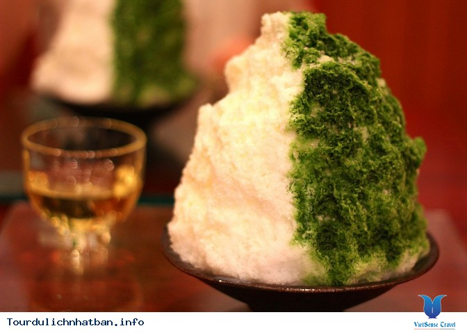 Địa chỉ thưởng thức món đá bào nổi tiếng khi du lịch Tokyo Nhật Bản - Ảnh 1