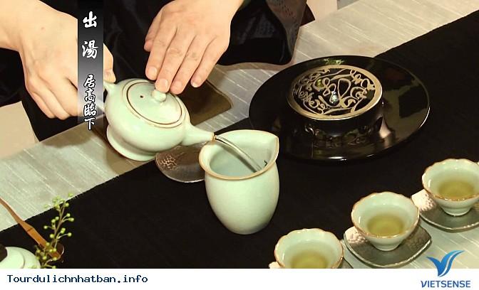 Du lịch Nhật Bản: khám phá nền văn hóa trà đào Nhật Bản - Ảnh 3