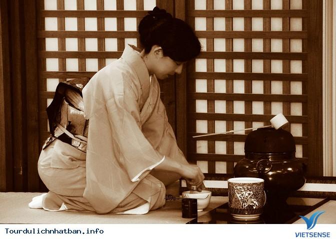 Du lịch Nhật Bản: khám phá nền văn hóa trà đào Nhật Bản - Ảnh 1