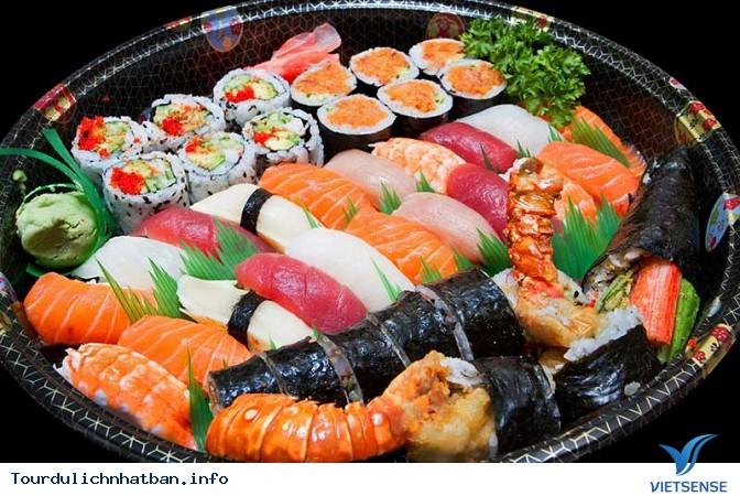Khám phá ẩm thực Nhật Bản qua những món ăn nổi tiếng - Ảnh 1