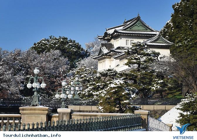 Khám phá Hoàng Cung Tokyo Imperial Palace - Ảnh 1