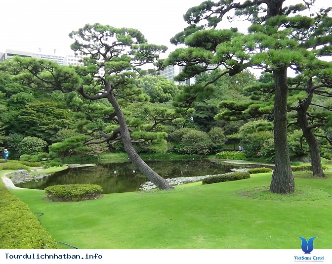 Khám phá Hoàng Cung Tokyo Imperial Palace - Ảnh 3