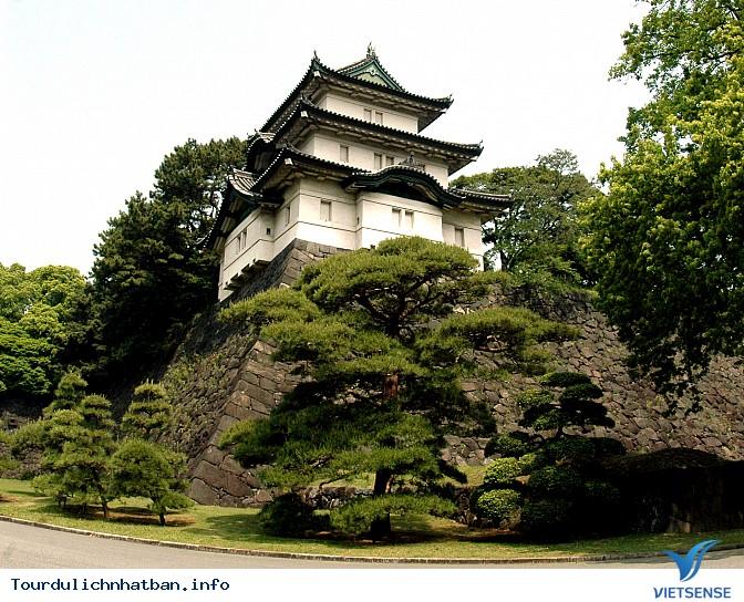 Khám phá Hoàng Cung Tokyo Imperial Palace - Ảnh 2