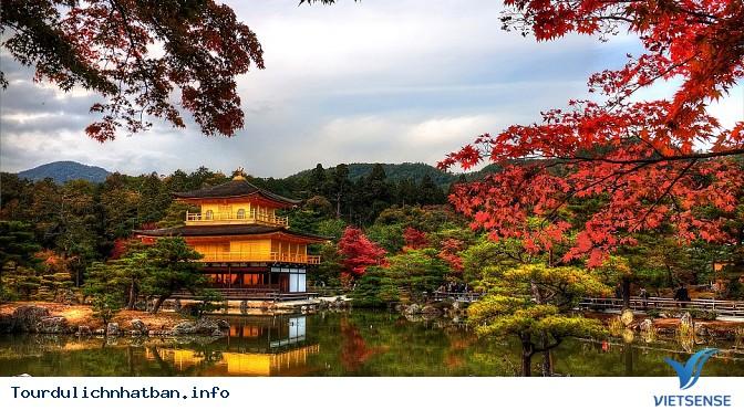 Khám phá ngôi chùa vàng Kinkakuji tại Nhật Bản - Ảnh 4