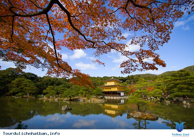 Khám phá ngôi chùa vàng Kinkakuji tại Nhật Bản - Ảnh 2