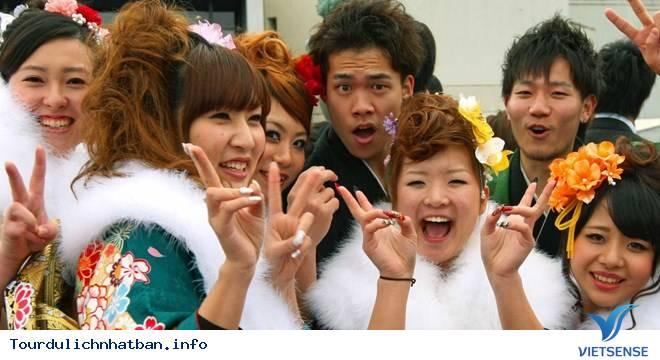 Khám phá những thói quen lạ thường của người Nhật Bản - Ảnh 1