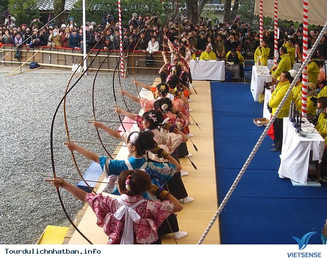 Lễ hội bắn cung của người Nhật Bản - Ảnh 2