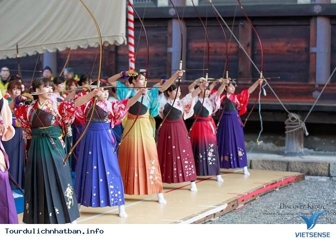 Lễ hội bắn cung của người Nhật Bản - Ảnh 1