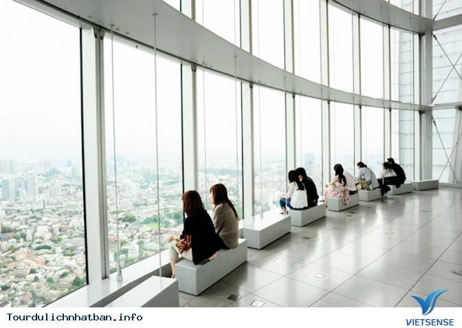 Ngắm nhìn toàn cảnh thành phố từ Tokyo Skytree - Ảnh 4