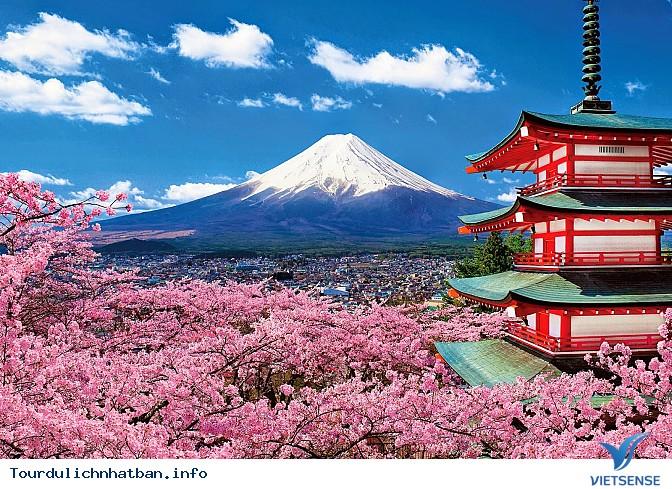Nhật Bản nổi tiếng về cái gì? - Ảnh 1