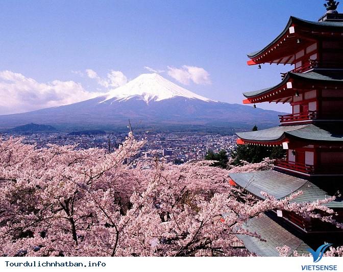 Núi Phú Sĩ Ở Nhật Bản - Ảnh 1
