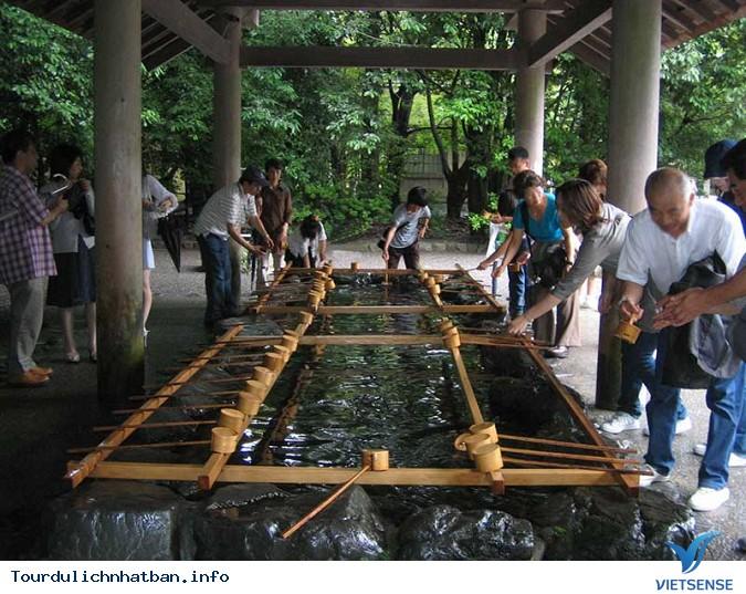 Du lịch Nhật Bản tham khảo những điều nên biết khi đi đền - Ảnh 3