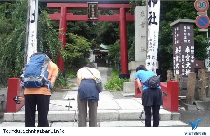 Du lịch Nhật Bản tham khảo những điều nên biết khi đi đền - Ảnh 1