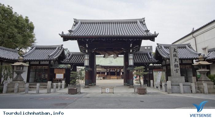 Osaka Nhật Bản - Ảnh 7