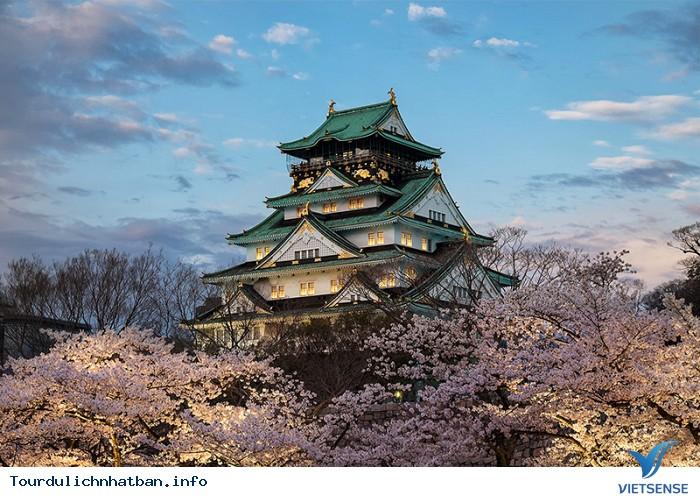 Osaka Nhật Bản - Ảnh 1