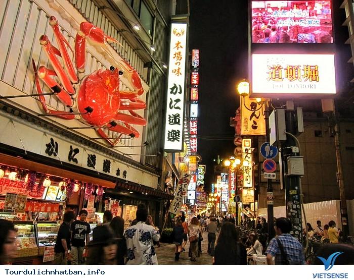 Osaka Nhật Bản - Ảnh 2