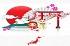 Du Lịch Nhật Bản Ngắm Hoa Anh Đào<br> Hành Trình Osaka - Kobe - Kyoto - Hamamatsu - Mt.Fuji - Tokyo