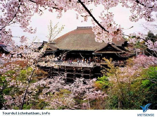 Đến Cố Đô Kyoto- Chiêm Ngưỡng Chùa Thanh Thủy Kiyomizu-dera - Ảnh 5