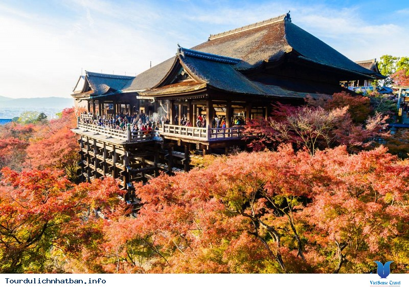 Đến Cố Đô Kyoto- Chiêm Ngưỡng Chùa Thanh Thủy Kiyomizu-dera - Ảnh 4