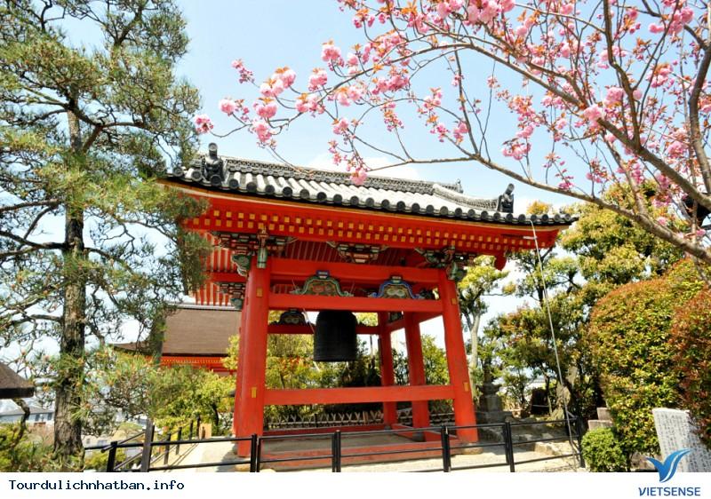 Đến Cố Đô Kyoto- Chiêm Ngưỡng Chùa Thanh Thủy Kiyomizu-dera - Ảnh 3