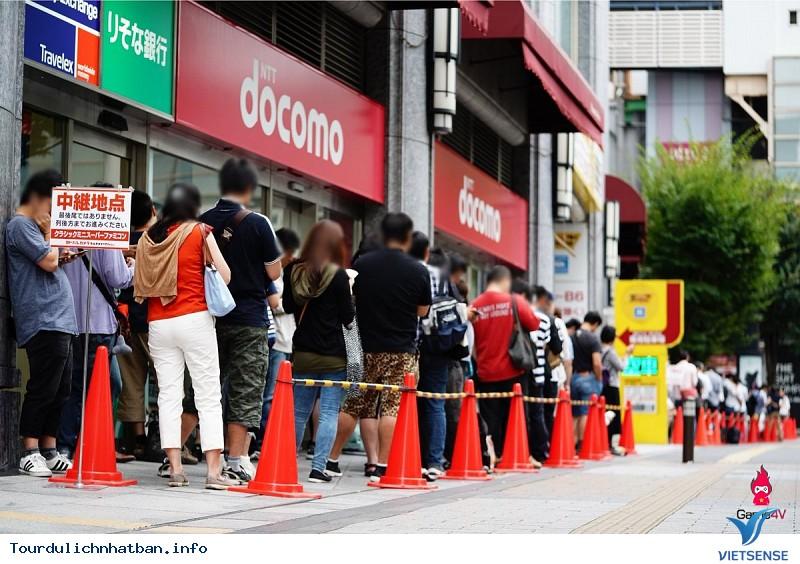 Hãy ghi nhớ những quy tắc ứng xử khi du lịch tại Nhật Bản - Ảnh 2