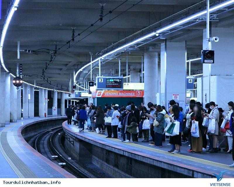Khám Phá Tokyo - Ảnh 4