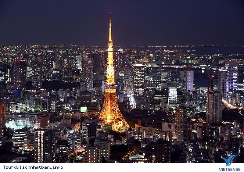 Khám Phá Tokyo - Ảnh 2