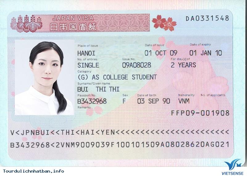 Lộ trình chuẩn bị làm visa đến Nhật Bản - Ảnh 2