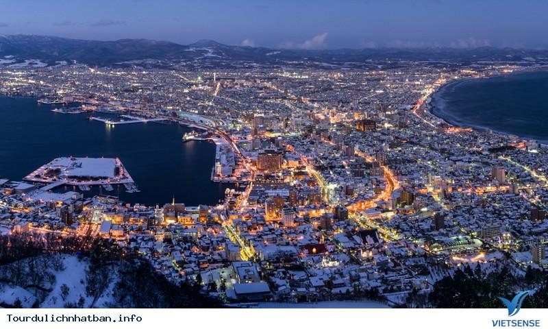 Muốn ngắm cảnh đêm Nhật Bản từ trên cao phải đến những địa điểm này - Ảnh 2
