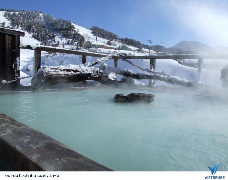 Nhất định phải thư giãn trong những suối nước nóng cực hot này ở Nhật Bản - Ảnh 3