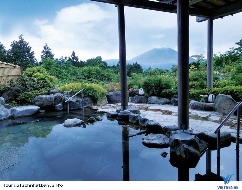 Nhất định phải thư giãn trong những suối nước nóng cực hot này ở Nhật Bản - Ảnh 1